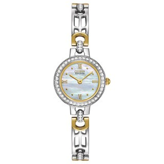 Citizen Women's EW8464-52D Eco-Drive Silhouette Watch