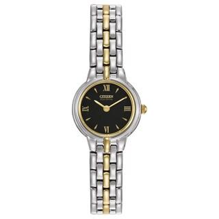 Citizen Women's EW9334-52E Eco-Drive Silhouette Watch|https://ak1.ostkcdn.com/images/products/10649444/P17716572.jpg?_ostk_perf_=percv&impolicy=medium