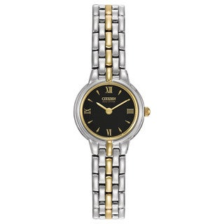 Citizen Women's EW9334-52E Eco-Drive Silhouette Watch