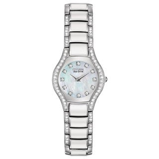 Citizen Women's EW9870-81D Eco-Drive Normandie Watch
