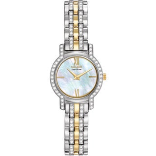 Citizen Eco-Drive Women's EX1244-51D Silhouette Crystal Watch|https://ak1.ostkcdn.com/images/products/10649461/P17716576.jpg?_ostk_perf_=percv&impolicy=medium