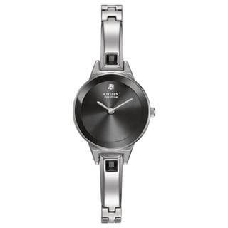 Citizen Eco-Drive Women's EX1320-54E Silhouette Watch