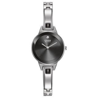 Citizen Women's EX1320-54E Eco-Drive Silhouette Watch
