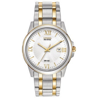 Citizen Men's BM7264-51A Eco-Drive Bracelets Watch