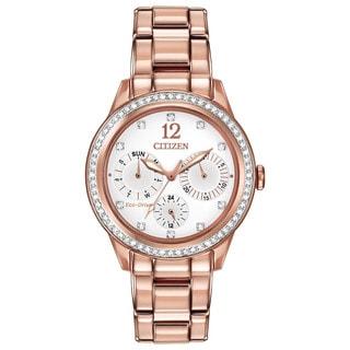 Citizen Women's FD2013-50A Eco-Drive Silhouette Crystal Watch