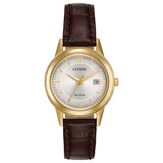 Citizen Eco-Drive Women's FE1082-05A Straps Watch