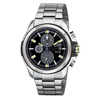Drive from Citizen Men's CA0428-56E Eco-Drive AR Watch