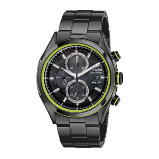 Drive from Citizen Men's CA0435-51E Eco-Drive HTM Watch