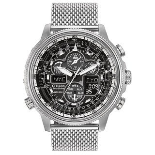 Citizen Men's JY8030-83E Eco-Drive Navihawk A-T Watch