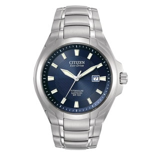 Citizen Men's BM7170-53L Eco-Drive Titanium Watch