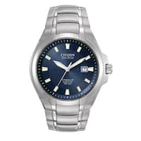 Citizen Men's BM7170-53L Eco-Drive Titanium Watch