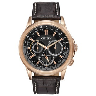 Citizen Eco-Drive Men's Calendrier Watch