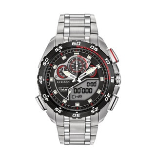 Citizen Men's JW0111-55E Eco-Drive Promaster Super Sport Watch