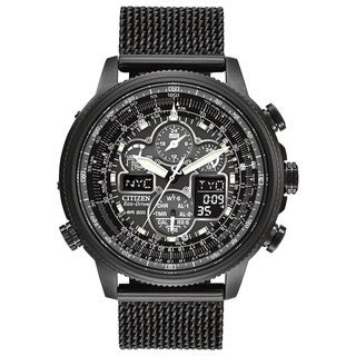 Citizen Men's JY8037-50E Eco-Drive Navihawk AT Watch