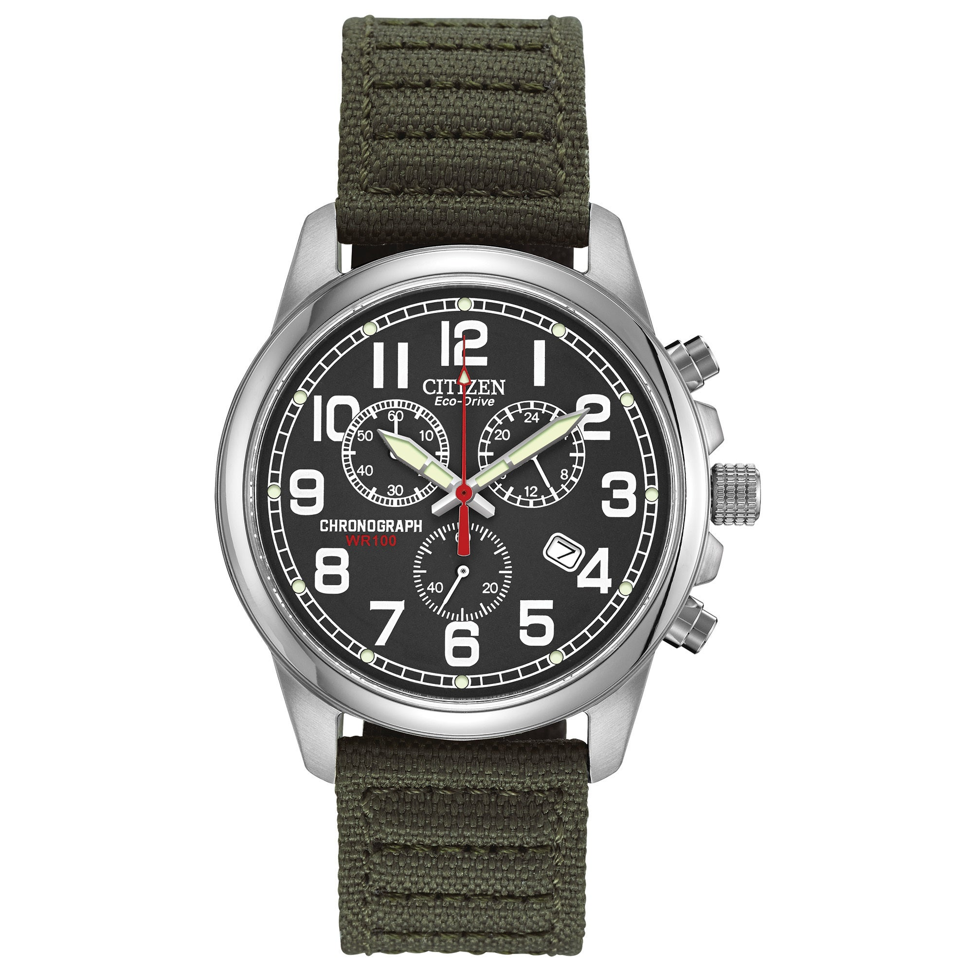 Citizen Men's AT0200-05E Eco-Drive Sport Watch (For a rug...