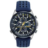 Citizen Men's  Eco-Drive Blue Angels World Chrono A-T Watch
