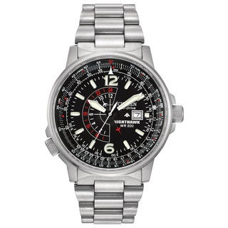 Citizen Men's BJ7000-52E Eco-Drive Nighthawk Watch