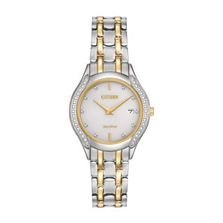Citizen Women's GA1064-56A Eco-Drive Diamond Watch