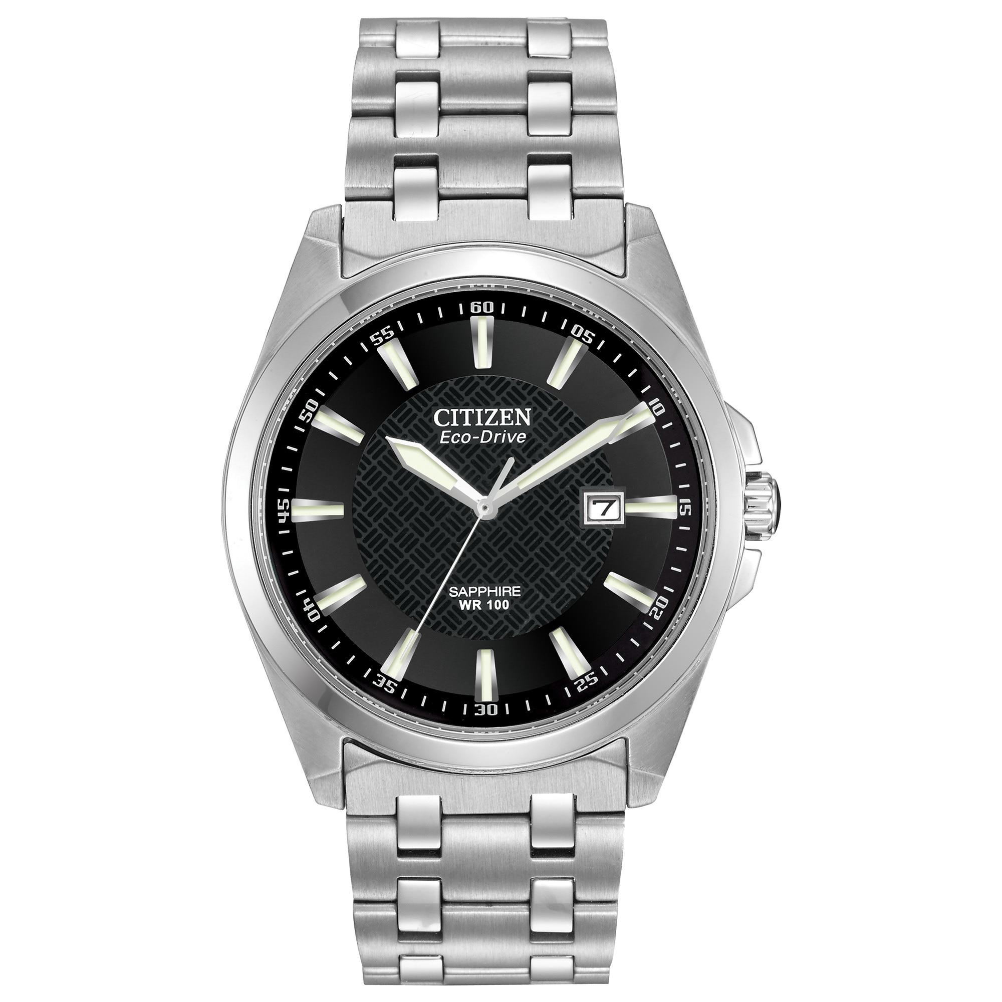 Citizen Men's BM7100-59E Eco-Drive Bracelet Watch (The by...