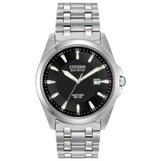 Citizen Men's BM7100-59E Eco-Drive Bracelet Watch