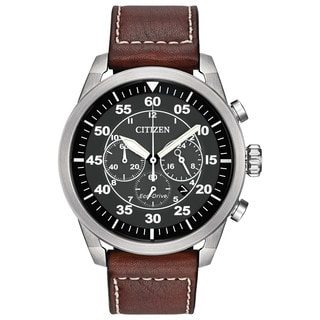Citizen Men's CA4210-24E Eco-Drive Avion Watch