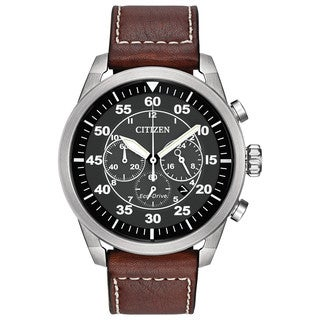 Citizen Men's Eco-Drive Avion Watch