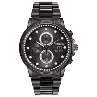 Citizen Eco-Drive Men's Nighthawk Watch