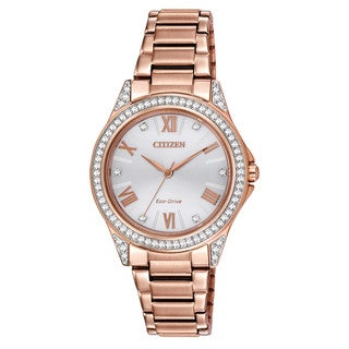 Drive From Citizen Women's EM0233-51A Eco-Drive POV Watch