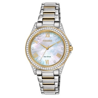 Drive From Citizen Women's EM0234-59D Eco-Drive POV Watch