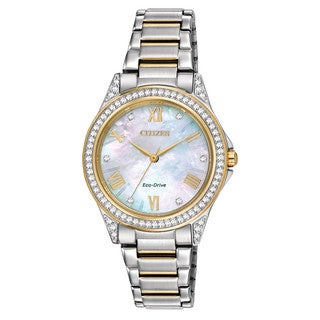 Drive From Citizen Women's Eco-Drive POV Watch