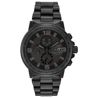 Citizen Men's CA0295-58E Eco-Drive Nighthawk Watch