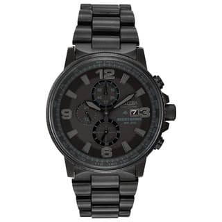 Citizen Men's CA0295-58E Eco-Drive Nighthawk Watch|https://ak1.ostkcdn.com/images/products/10649586/P17716405.jpg?impolicy=medium