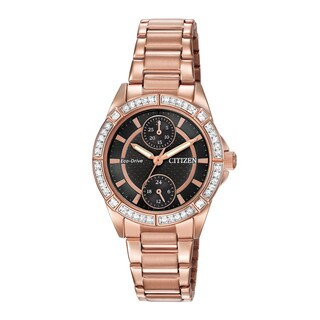 Drive from Citizen Women's FD3003-58E Eco-Drive POV Watch