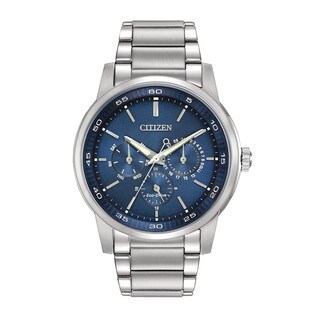 Citizen Men's BU2010-57L Eco-Drive Dress Watch