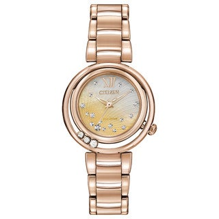 Citizen Women's EM0323-51N Eco-Drive Sunrise Watch