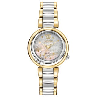 Citizen Eco-Drive Women's Sunrise Watch