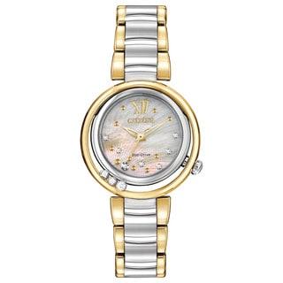 Citizen Women's EM0324-58D Eco-Drive Sunrise Watch