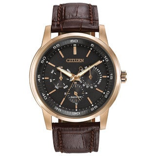 Citizen Men's BU2013-08E Eco-Drive Dress Watch