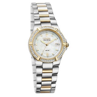 Citizen Women's EW0894-57D Eco-Drive Riva Watch