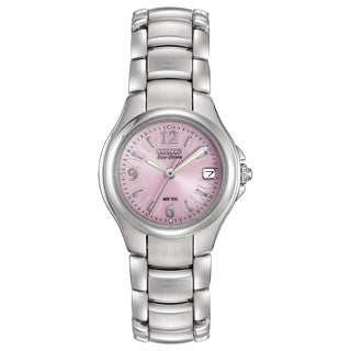 Citizen Women's EW1170-51X Eco-Drive Silhouette Sport Watch