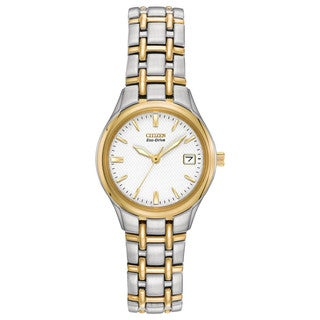 Citizen Women's EW1264-50A Eco-Drive Silhouette Sport Watch