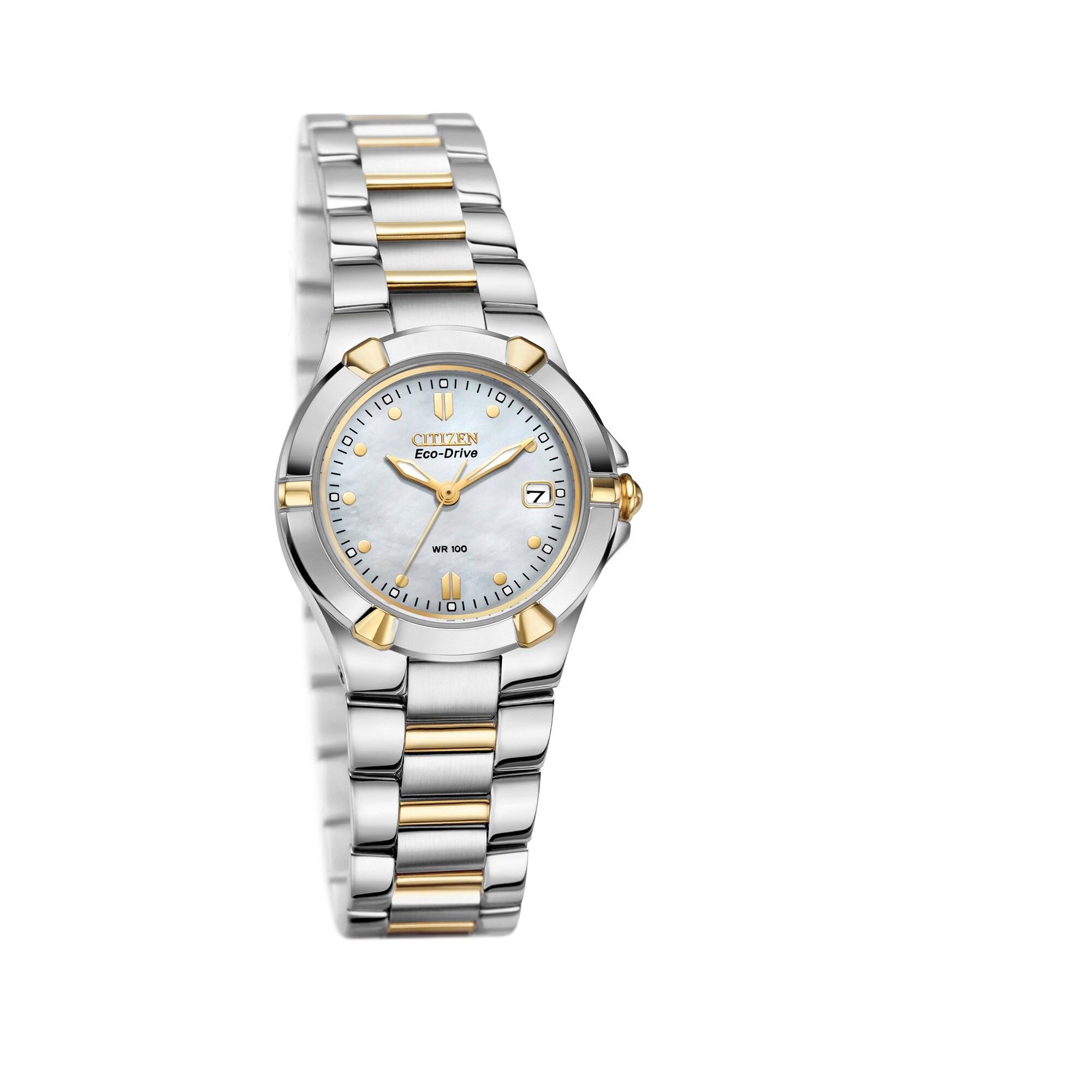 Citizen Women's EW1534-57D Eco-Drive Riva Watch (The ulti...