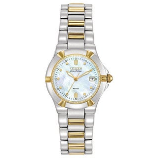 Citizen Women's EW1534-57D Eco-Drive Riva Watch