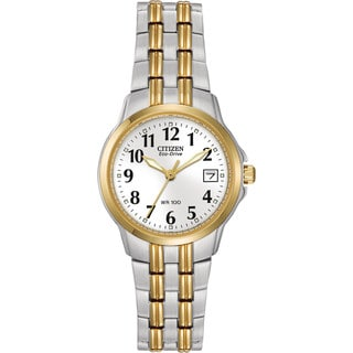 Citizen Women's EW1544-53A Eco-Drive Bracelets Watch