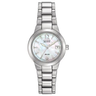 Citizen Women's EW1670-59D Eco-Drive Silhouette Sport Watch
