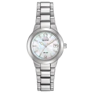 Citizen Women's EW1670-59D Eco-Drive Silhouette Sport Watch|https://ak1.ostkcdn.com/images/products/10649671/P17716551.jpg?impolicy=medium