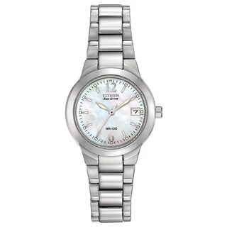 Citizen Women's Eco-Drive Silhouette Sport Watch