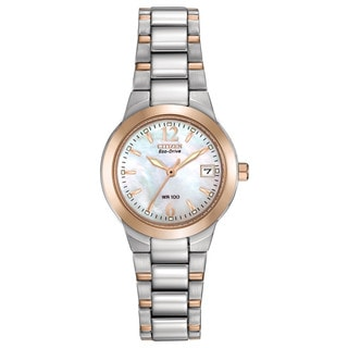 Citizen Women's EW1676-52D Eco-Drive Silhouette Sport Watch