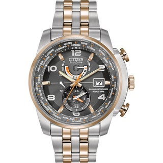 Citizen Men's AT9016-56H Eco-Drive World Time AT Watch