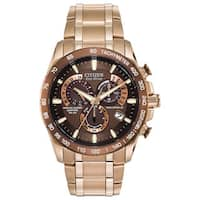 Citizen Men's AT4106-52X Eco-Drive Perpetual Chrono AT Watch
